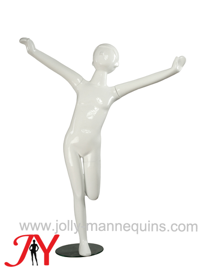 Jolly mannequins-white glossy ..