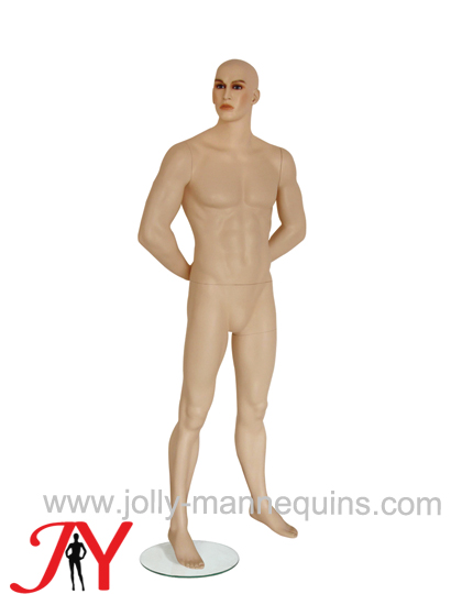 Jolly mannequins-Realistic male mannequins-RT-03