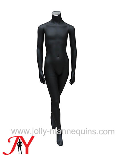 Jolly mannequins-Teenager girl mannequins without head -black skin-TG-3