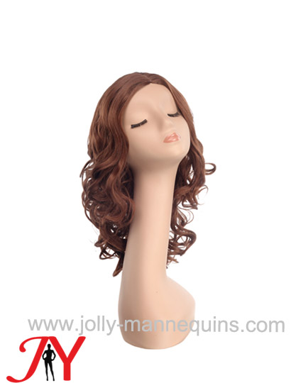 Jolly mannequins-mannequin wig-JY-730