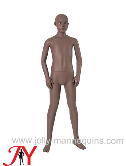 Jolly mannequins-Dummy child 9/10 years FRP child mannequin with makeup B-75