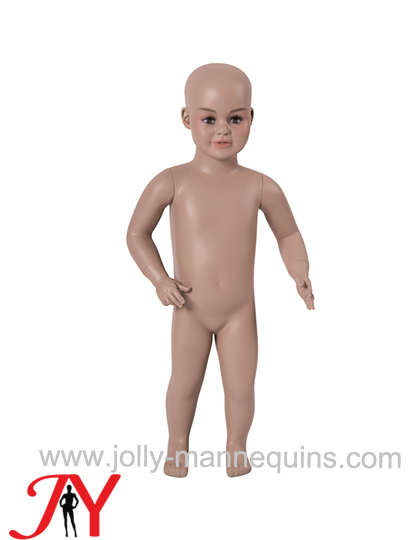 Jolly mannequins-Dummy child 12/18 months FRP baby mannequin with makeup-Baby-RH
