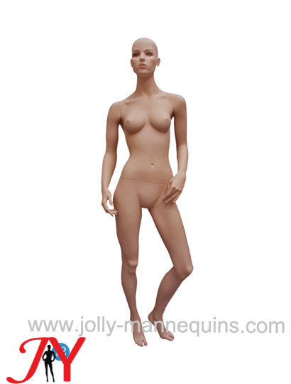 Jolly mannequins realistic female mannequin elegant casual pose good for window display and in-store display JY-NB3