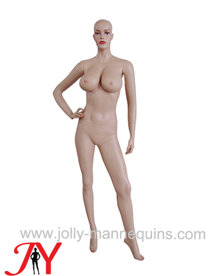 Jolly mannequins-hot sale skin color 101# sexy female mannequin SY-0103