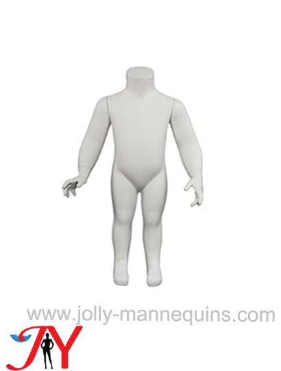 Jolly mannequins 1-2years child headless mannequin CH-THL