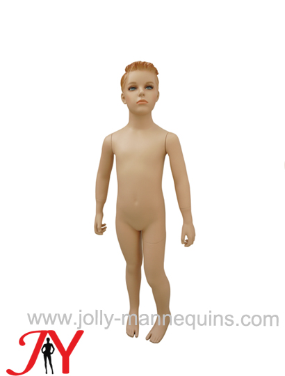 Jolly mannequins 2-3 years Make up realistic little boy child mannequin JY-K101