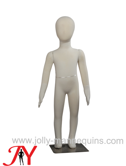 Jolly mannequins 94cm removable head soft flexible child mannequin JY-FM4