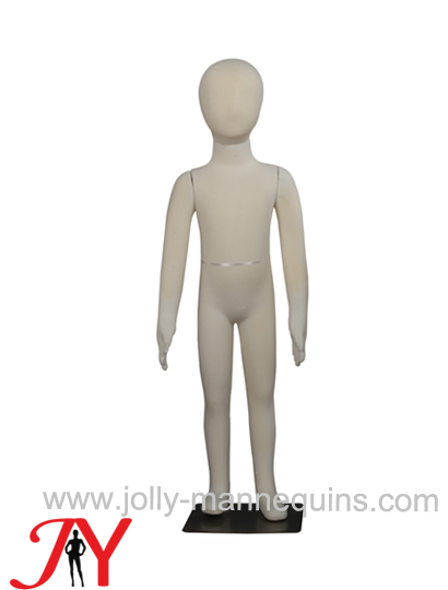 Jolly mannequins 98cm removable head soft flexible child mannequin JY-FM5
