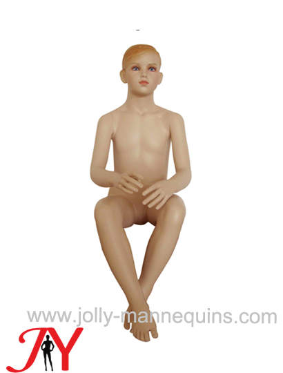 Jolly mannequins  sculpted hai..