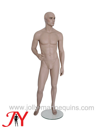 Jolly mannequins light brown c..
