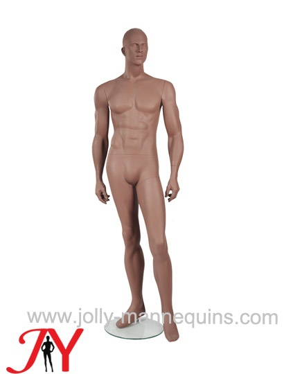 Jolly mannequins realistic standing male display mannequin JY-SBM1