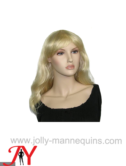 Jolly mannequins female hair w..
