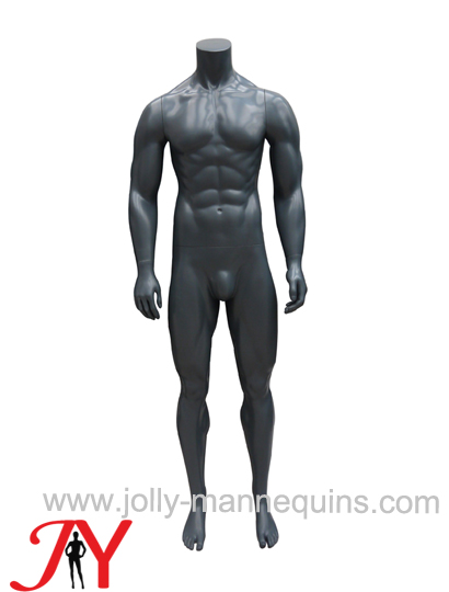 Jolly mannequins-sport male at..