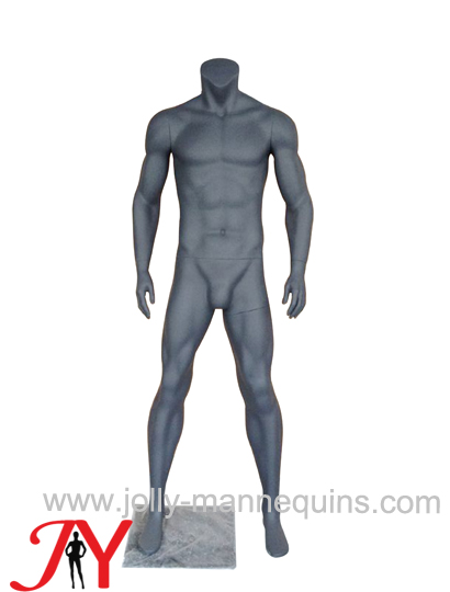 Jolly mannequins male sport at..