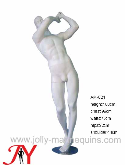 Jolly mannequins- white color ..