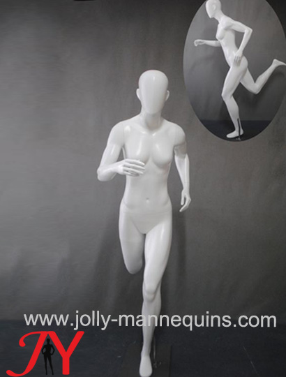 Jolly mannequins-abstract fibe..