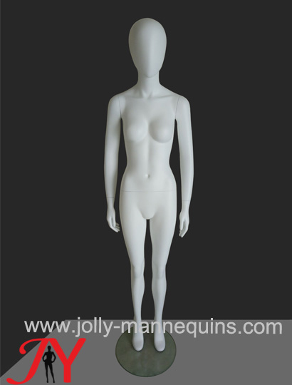 Jolly mannequins-2018 new design asian fit female eghead mannequin LP-01  Pin code:2018031