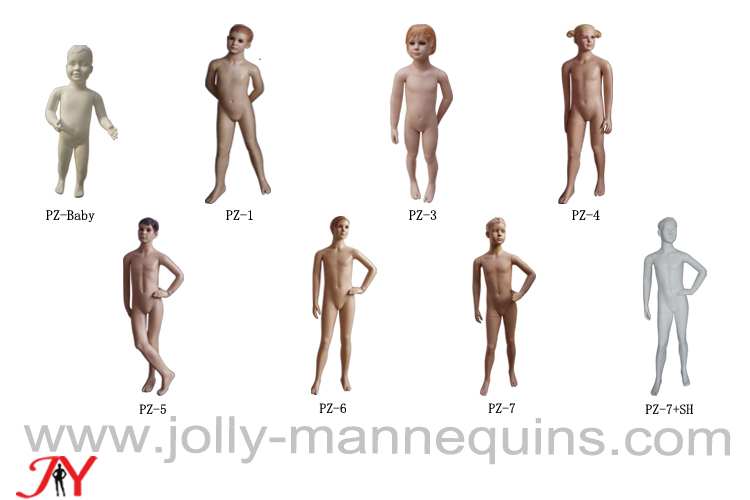 Jolly mannequins-realistic scu..