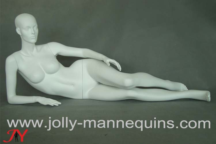 Jolly mannequins- Sexy realistic full body female lying mannequin JY-YF1002M