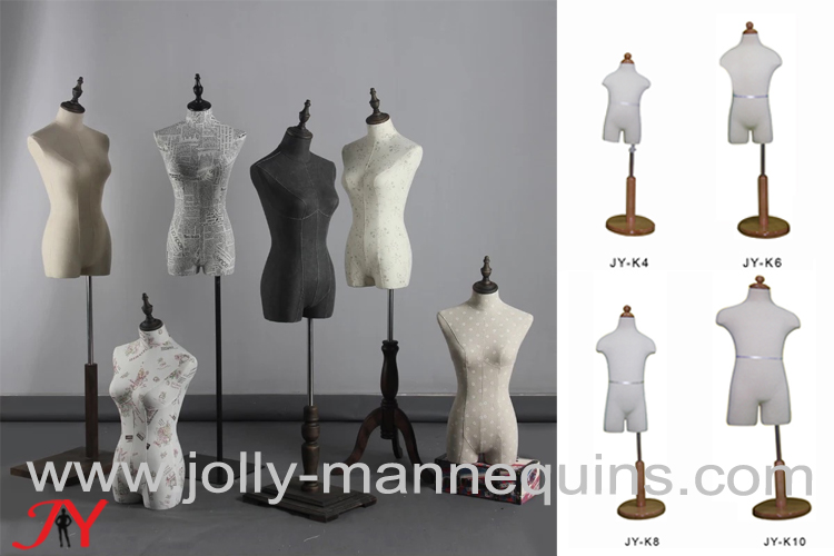Stock mannequins retail service starts from May 12 By Jolly mannequins