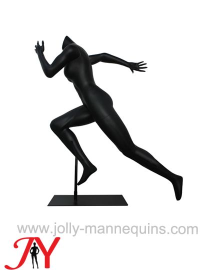 Jolly mannequins-black matte c..