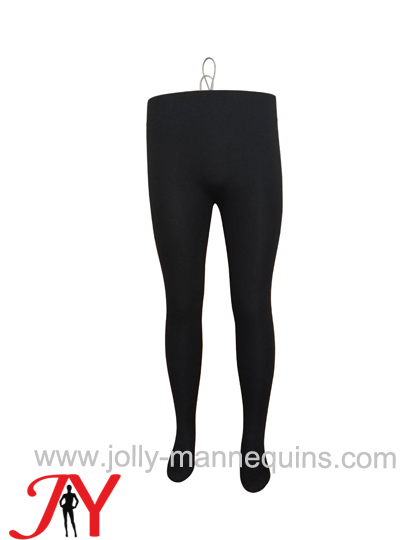 Jolly mannequins-Dress forms male jeans soft torso leg mannequin JY-SML01