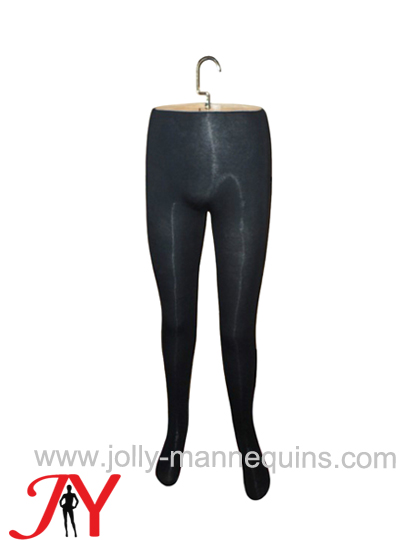 Jolly mannequins-dress form mannequin with hung soft leg mannequin JY-SML02
