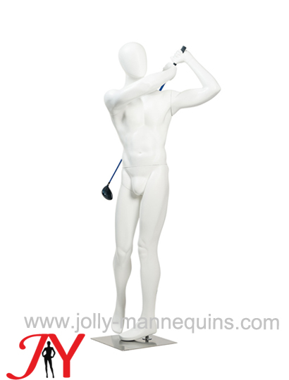 Jolly mannequins- white matt c..