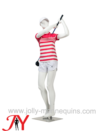 Jolly mannequins-whitte matt c..