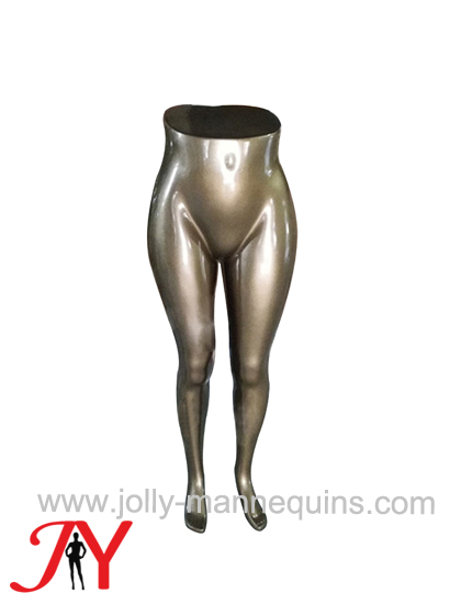 Jolly mannequins-gold color pl..