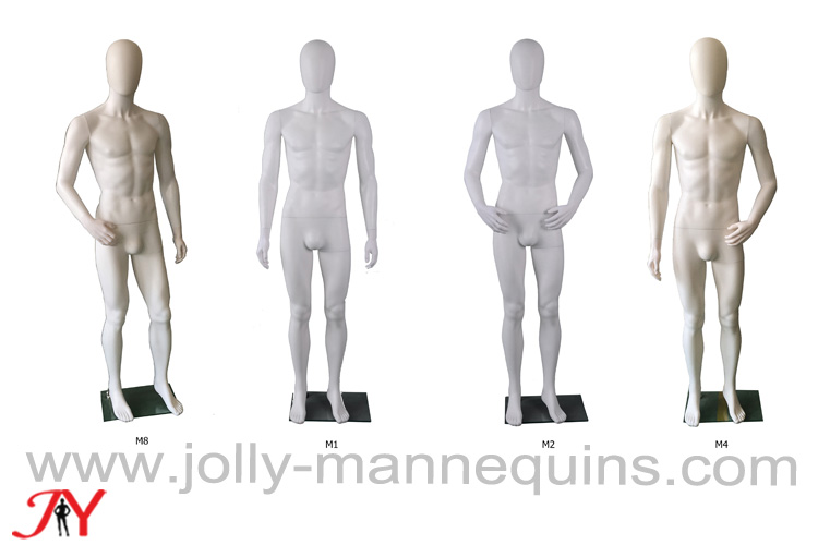 Jolly mannequins-white color p..