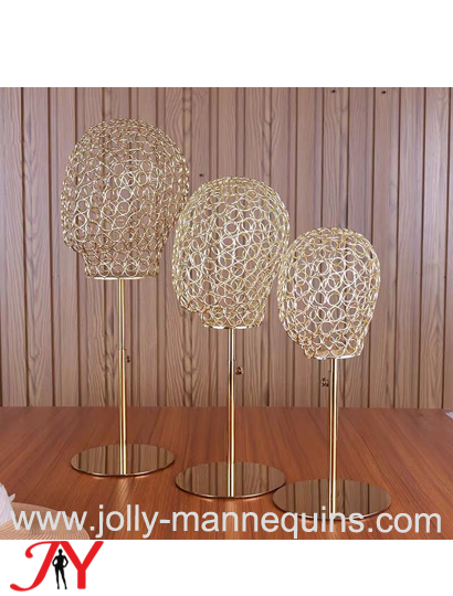 jolly mannequins metal gold wi..