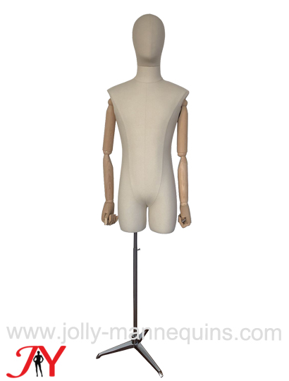 Jolly mannequins adjustable he..