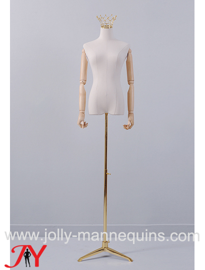 Jolly mannequins gold crown ne..