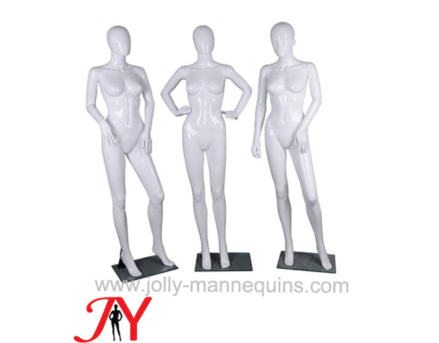 Jolly Mannequins-plastic mannequin unbreakble test video uploaded to youtube