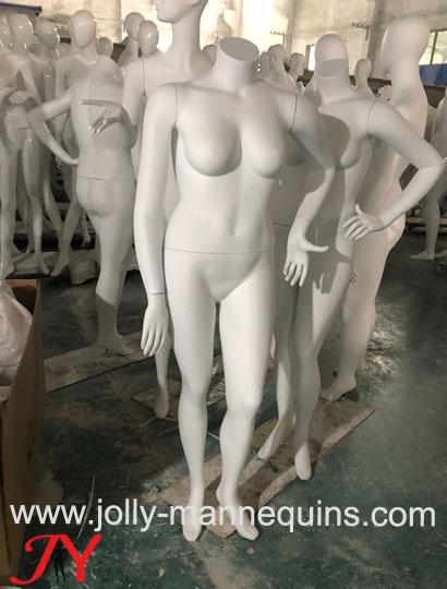 plus size female mannequin-janet-