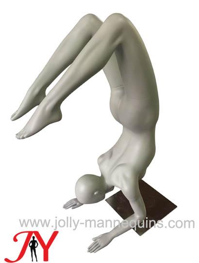 yoga mannequin handstand YG-1