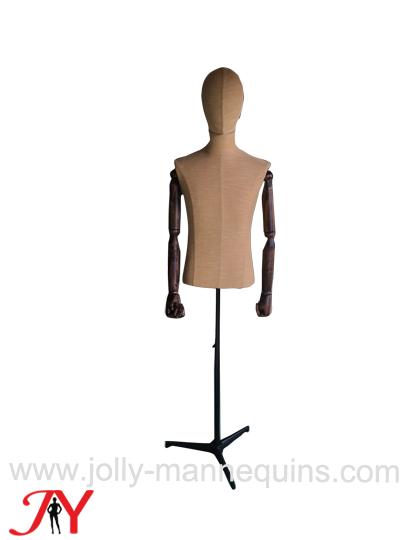 jolly mannequins male dress form-DM05LA