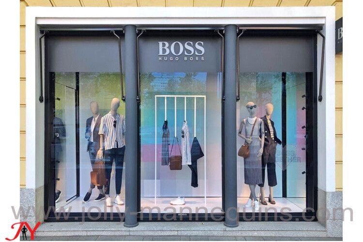hugo boss windows body forms