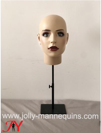 jolly mannequins mannequin head Anita