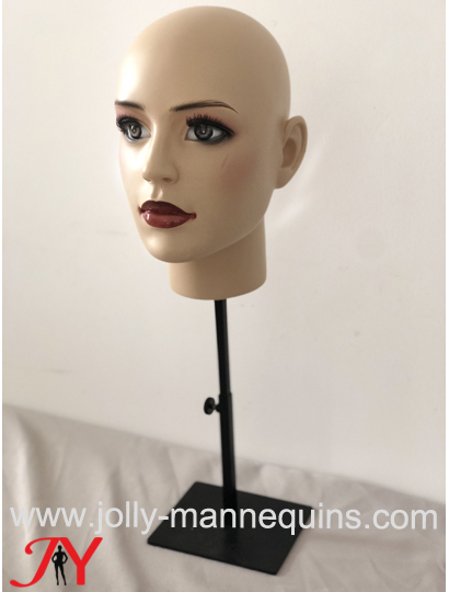 Jolly mannequins mannequin head Anita side look