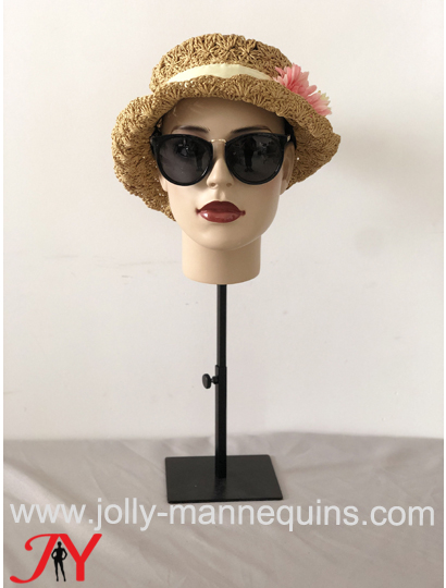 jolly mannequins mannequin head hats display anita-2