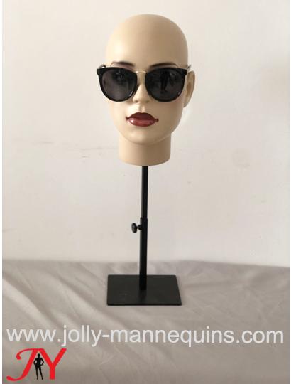 jolly mannequins sunglasses display head Anita