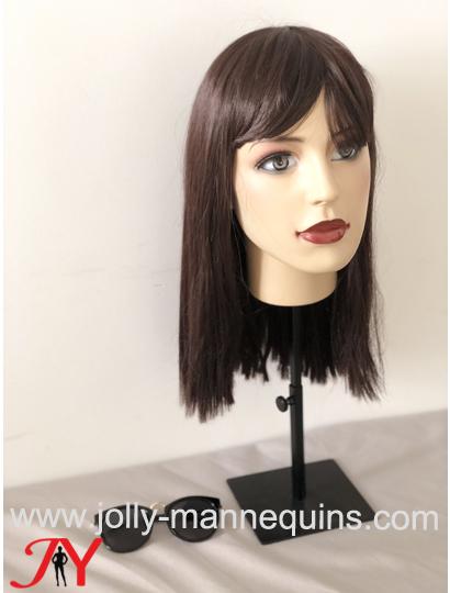 wigs display mannequin head Anita